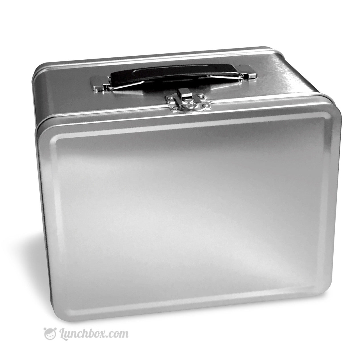 Nice Metal Lunch Tin Part - 2: Plain Metal Lunch Box
