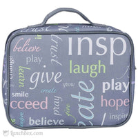 Daily Affirmation Lunch Box