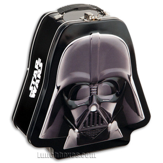 Star Wars - Darth Vader - Embossed Metal Lunch Box