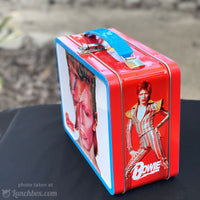 David Bowie Vintage Lunch Box