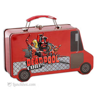 Deadpool Snack Box