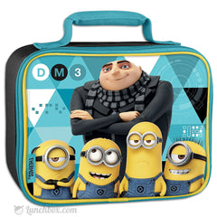Despicable Me Insulated Lunch Box