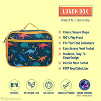 Boys Dinosaurs Lunch Box