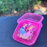 Disney Princess Plastic Lunch Box