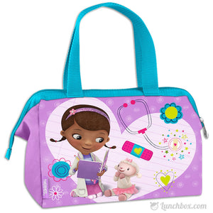 Doc McStuffins Lunch Bag