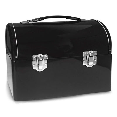 Dome Lunch Box Black