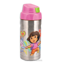 Kids Insulated Drink Bottle - Dora The Explorer