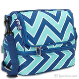 Double Decker Lunchbox - Zig Zag