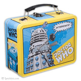 Doctor Who Metal Lunchbox