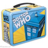 Doctor Who Metal Lunch Box