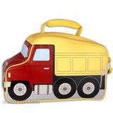 Dump Truck Lunch Box