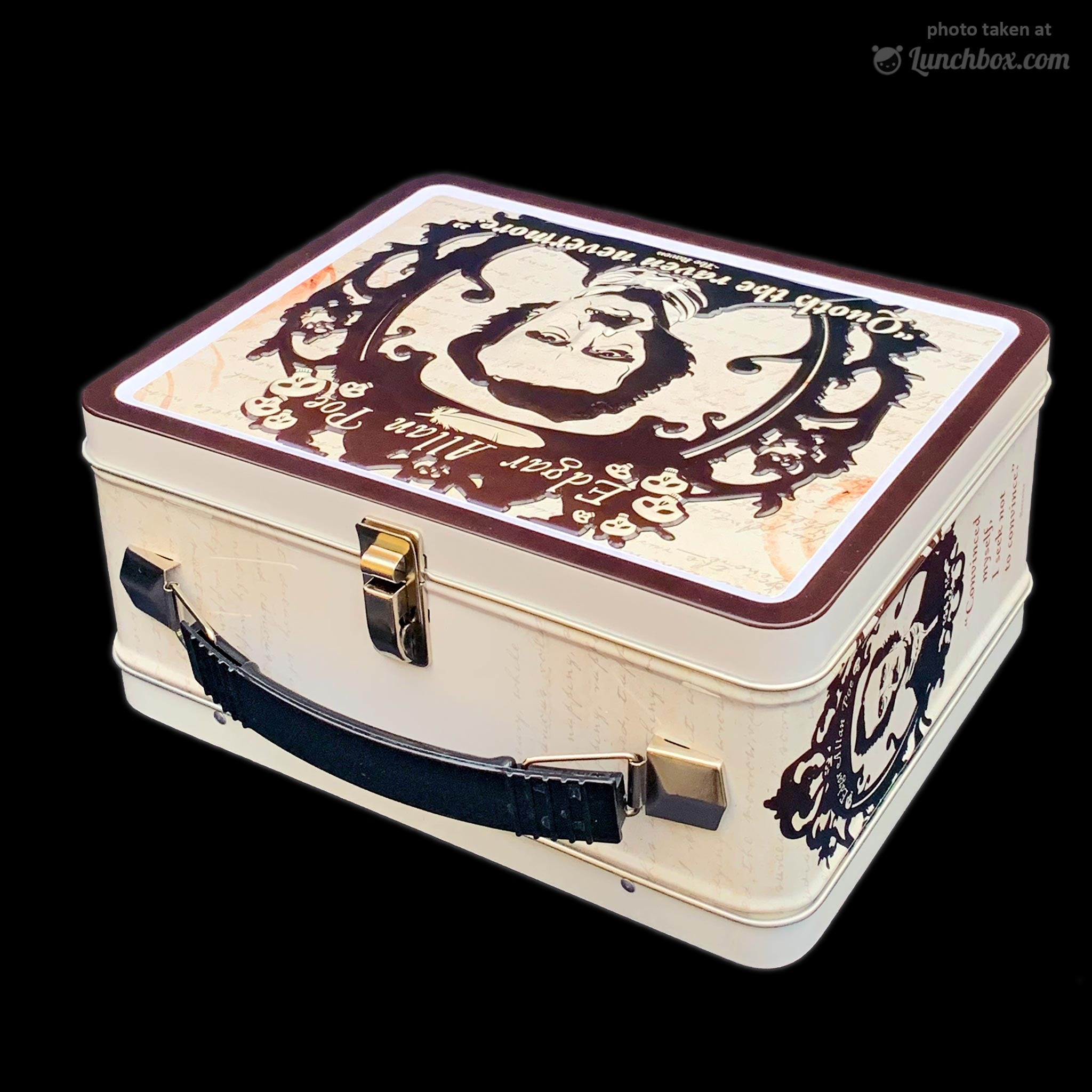 Edgar Allan Poe Lunch Box