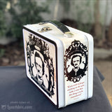 Edgar Allan Poe Vintage Lunch Box