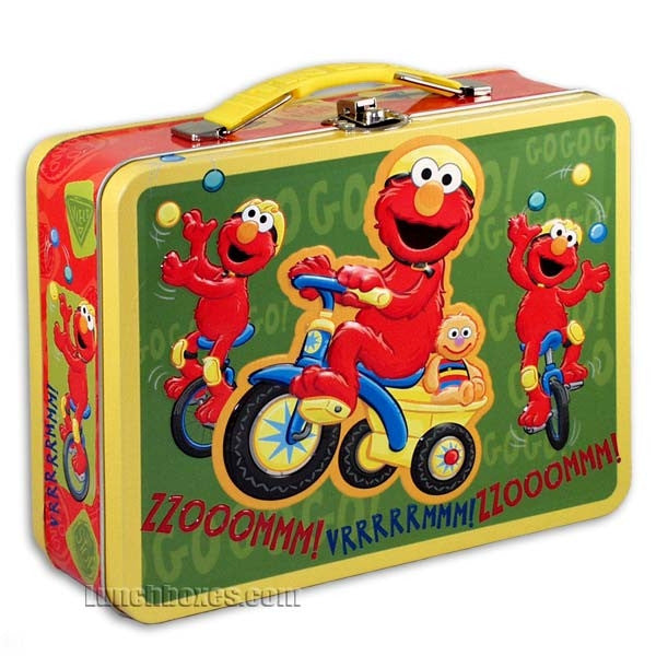 Go Elmo Snackbox