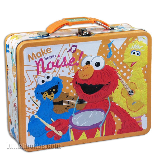 Sesame Street - Make Some Noise - Snack Box