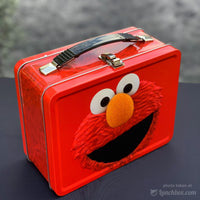 Elmo Metal Lunch Box