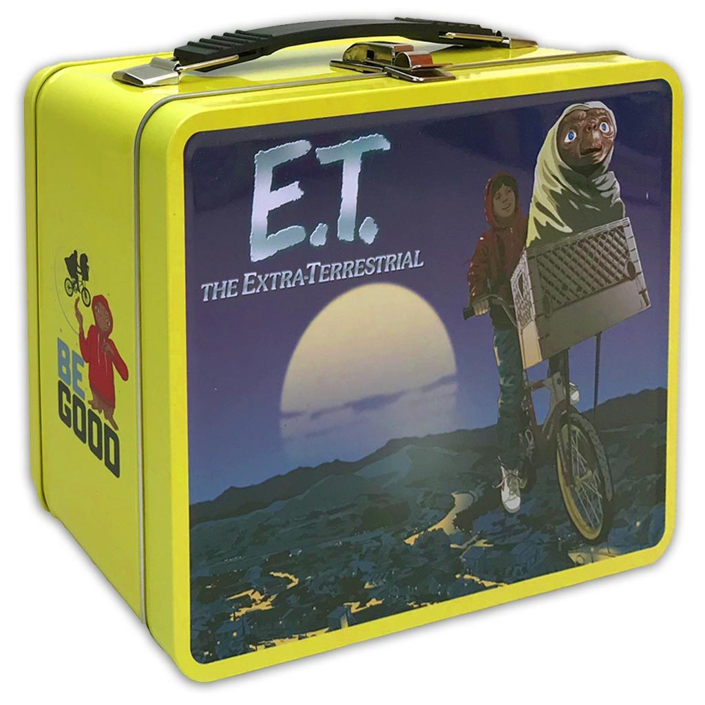 E.T. The Extra Terrestrial Lunch Box