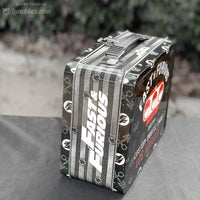 Fast And Furious Metal Lunch Box