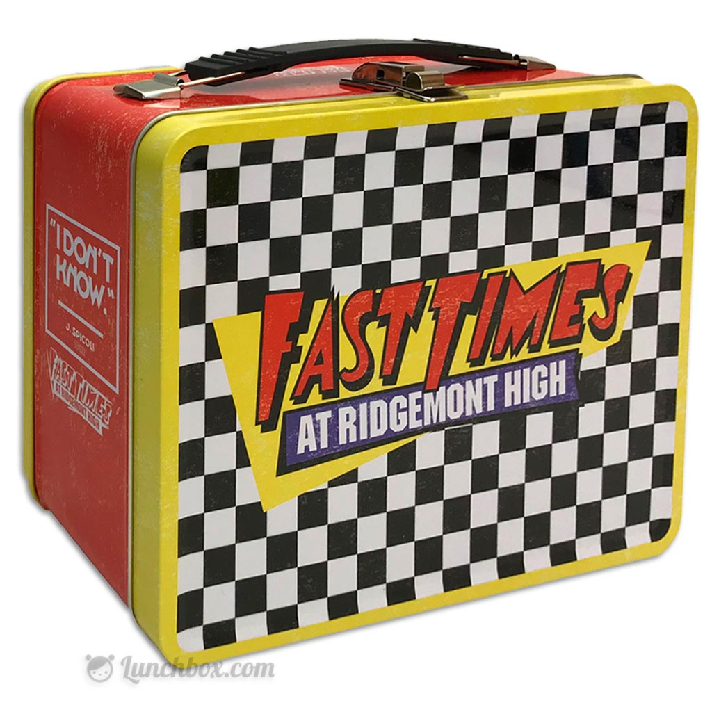 Fast Times at Ridgemont High Lunch Box