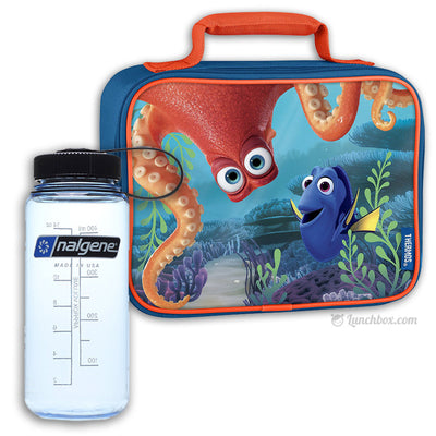 Finding Dory Lunch Box with Thermos Bottle