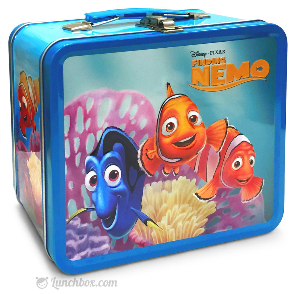 Finding Nemo Metal Lunch Box