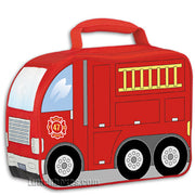 Fire Truck Lunch Box