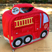 Fire Truck Lunchbox