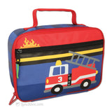 Firetruck Lunch Box