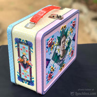 Frida Kahlo Embossed Lunchbox