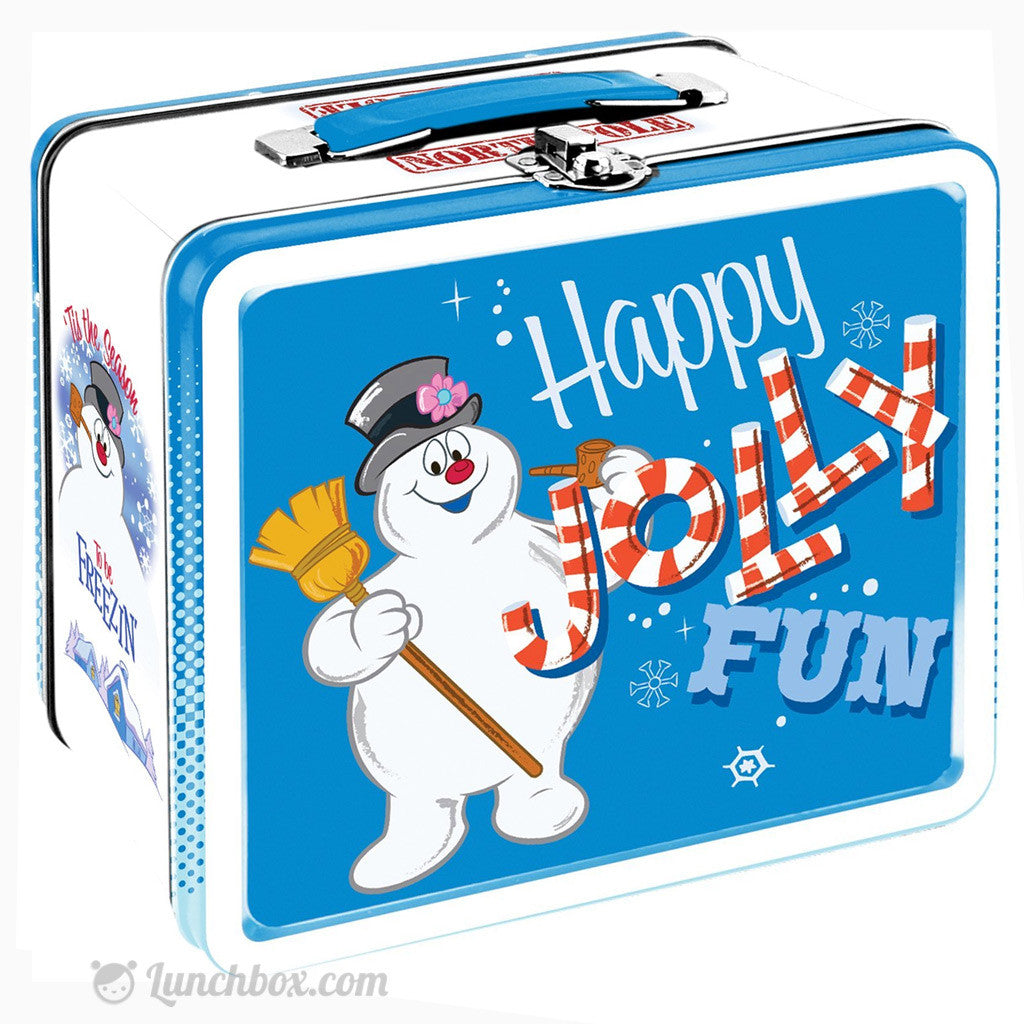 Frosty the Snowman Lunch Box