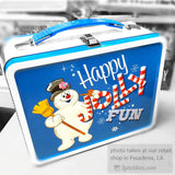 Frosty the Snowman Lunchbox