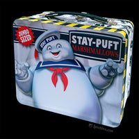 Ghostbusters Metal Lunch Box