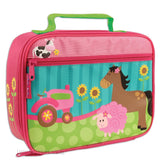 Girl Farm Insulated Lunch Box