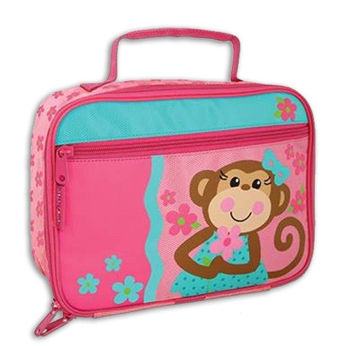 Girl Monkey Lunchbox