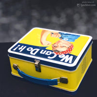 Girl Power Lunch Box