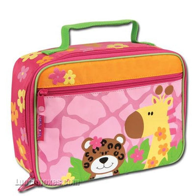 Girl Zoo Lunch Box