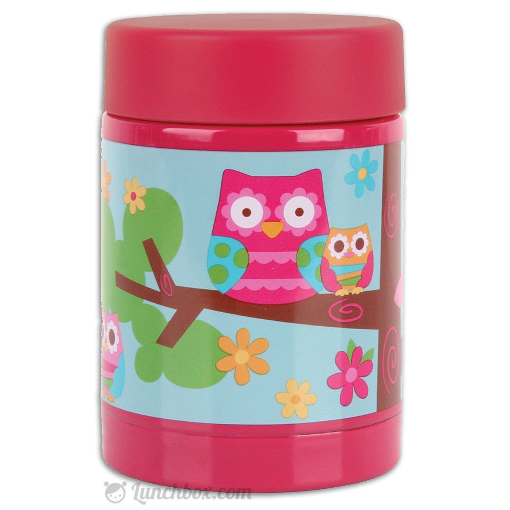 Girls Lunch Box Food Jar