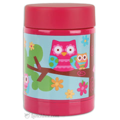 Kids Food Jar - Owl