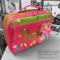 Girls Pony Lunch Box