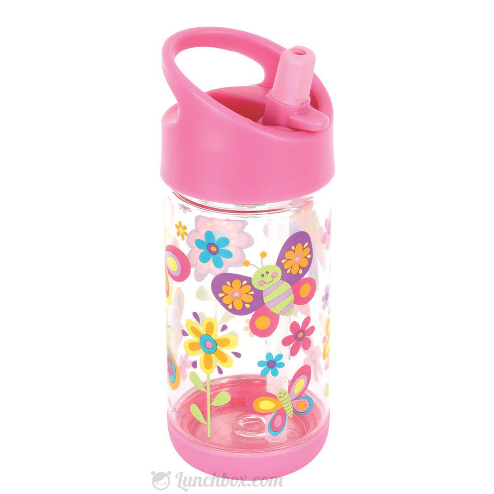 Butterfly Flip and Sip Drink Bottle