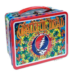 Grateful Dead Metal Lunchbox