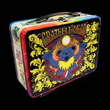 Grateful Dead Metal Lunch Box