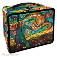 Grateful Dead Psychedelic Lunch Box