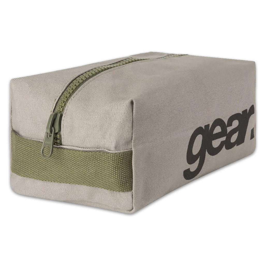 Gray Travel Bag
