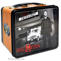 Halloween Metal Lunch Box