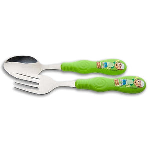 Handy Manny Fork and Spoon Set