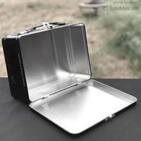 Hangry Metal Lunch Box