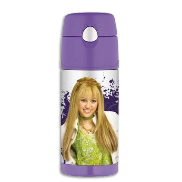 Kids Drink Thermos Bottle - Hannah Montana