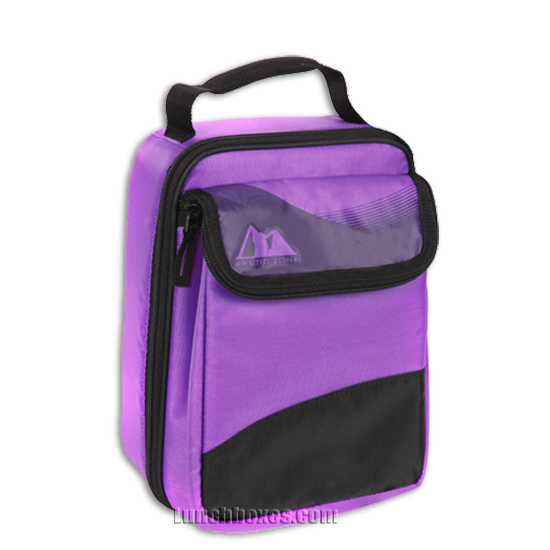 Hardliner Lunch Box - Purple