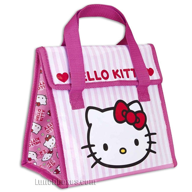 Hello Kitty Insulated Lunch Bag
